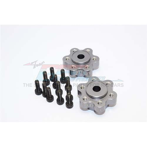 하비몬YETI, EXO, Wraith, SCX10 Alum. 2.2 Wheel Hub Adapters (9mm Thickness)[상품코드]GPM