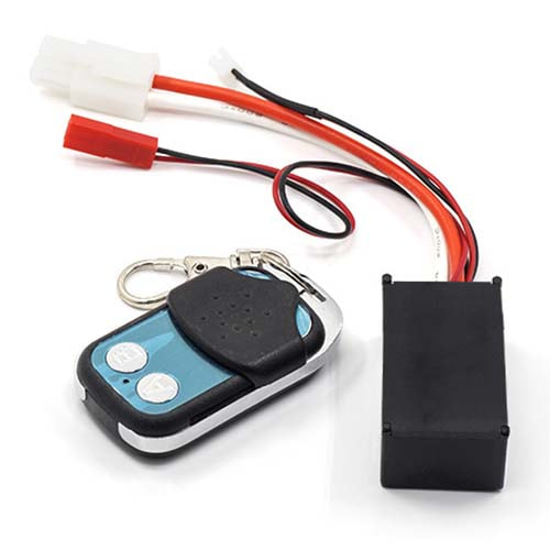하비몬1/10 Wireless Remote Receiver Winch Control Set (YR Winch / CR01-27)[상품코드]YEAH RACING