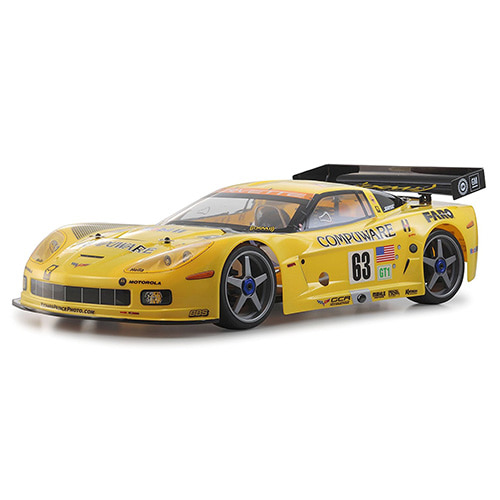 하비몬1/8 Inferno GT2 VE Race Spec Corvett C6-R[상품코드]KYOSHO