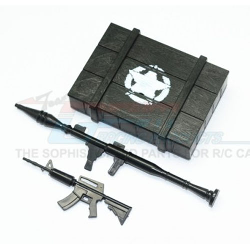 하비몬Weapon Box+Weapon for Crawlers (A)[상품코드]GPM