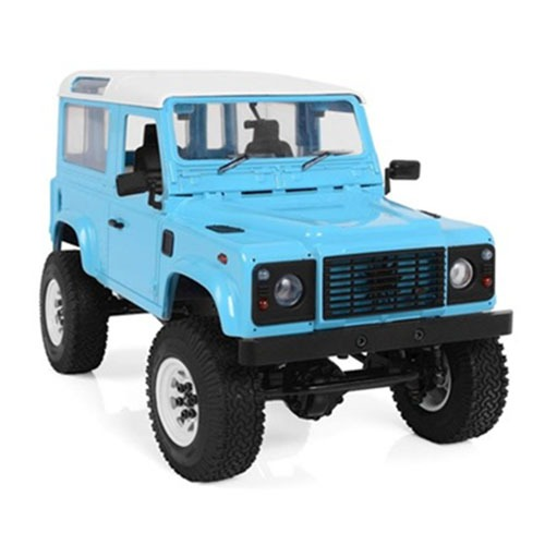 하비몬1/18 Gelande II ARTR w/D90 Body Set (Blue)[상품코드]RC4WD