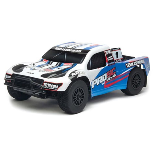 하비몬1/10 ProSC 4x4 RTR Brushless Short Course Truck (White)[상품코드]TEAM ASSOCIATED