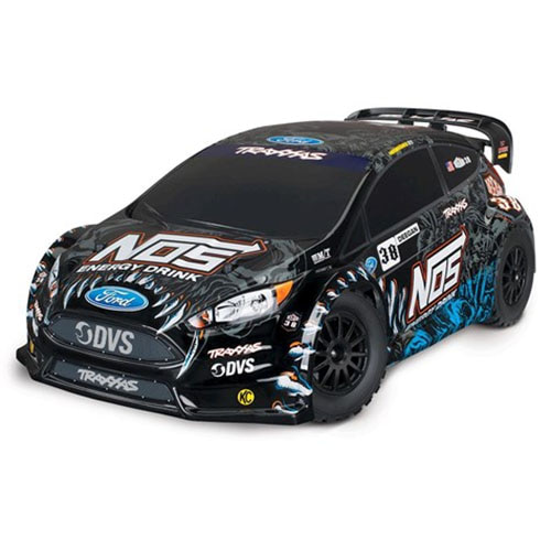 하비몬1/10 NOS Ford Fiesta ST Rally[상품코드]TRAXXAS