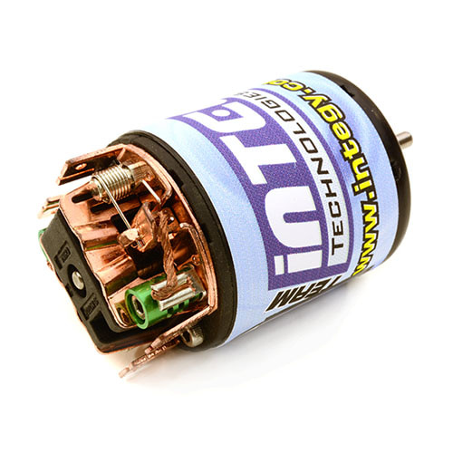 하비몬Matrix Pro Lathe Motor 85T Single 7.2VDC for Rock Crawler[상품코드]INTEGY