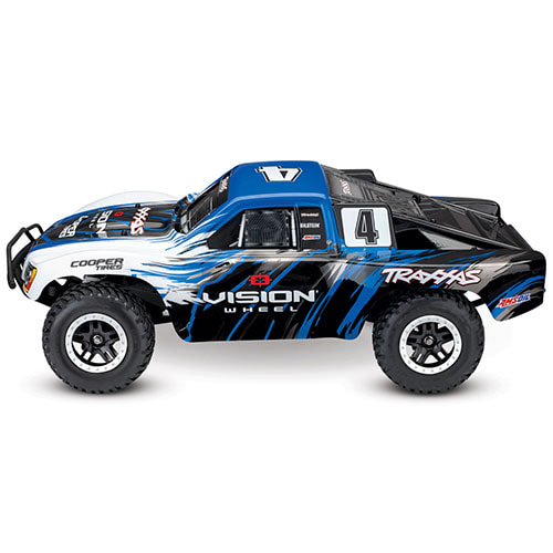 하비몬1/10 Slash 4x4 VXL Brushless 4WD RTR Short Course Truck (Blue)[상품코드]TRAXXAS