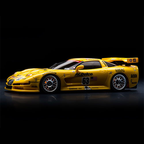 하비몬[특별기획] 1/27 ASC MR-015RM Chevrolet Corvette C5-R 2002 No.63[상품코드]KYOSHO