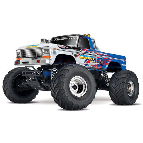 "하비몬1/10 Bigfoot #1 ""Special Edition"" 2WD Monster Truck RTR[상품코드]TRAXXAS"