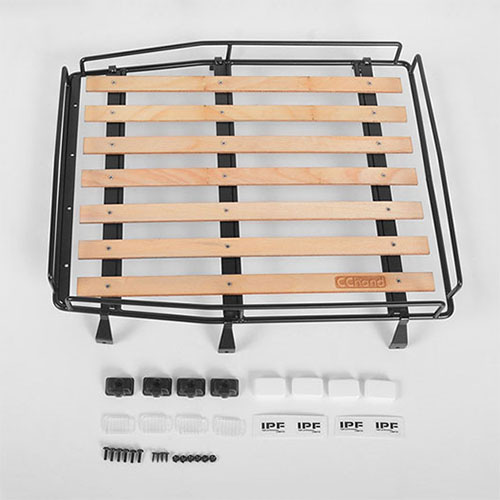 하비몬Wood Roof Rack w/Lights for RC4WD Cruiser Body[상품코드]CCHAND
