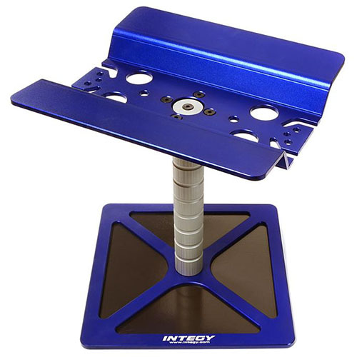 하비몬Professional Car Stand Workstation for Traxxas X-Maxx 4X4 (Blue)[상품코드]INTEGY