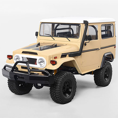 하비몬[#Z-RTR0100] 1/10 Gelande II ARTR Truck Kit w/Land Cruiser FJ40 Body Set (ARB Edition / Semi-Assembled)[상품코드]RC4WD