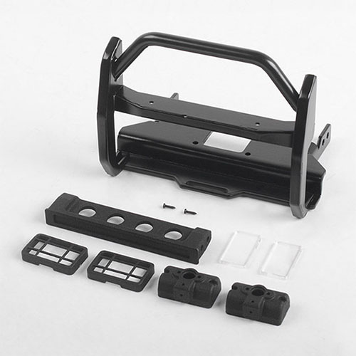 하비몬Wild Front Bumper w/ Flood Lights for Traxxas TRX-4 Mercedes-Benz G-500 [상품코드]CCHAND