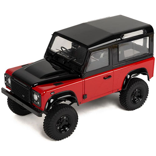 하비몬[#Z-RTR0043] 1/10 Gelande II ARTR w/2015 Land Rover Defender D90 Body Set (Autobiography Limited Edition|Opening Doors)[상품코드]RC4WD