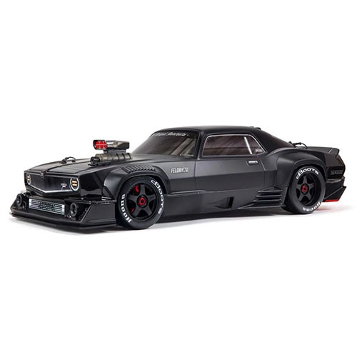하비몬[#ARA7617V2T1] ARRMA 1:7 Felony 6S BLX Street Bash All-Road Muscle Truck RTR (Black)[상품코드]ARRMA