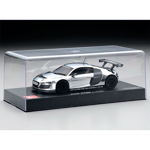 하비몬[특별기획] 1/27 ASC MA-010&015 Audi R8 LMS 50th Polished Aluminum Body Set[상품코드]KYOSHO