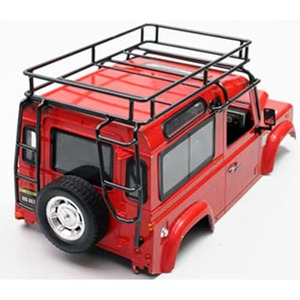 하비몬[단종] Adventure Land Rover Defender 90 Roof Rack[상품코드]RC4WD