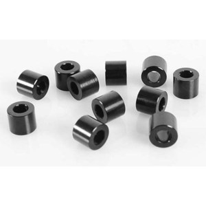 하비몬5mm Black Spacer with M3 Hole (10)[상품코드]RC4WD