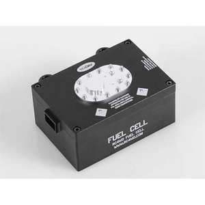 하비몬Billet Aluminum Fuel Cell Radio Box (Black)[상품코드]RC4WD