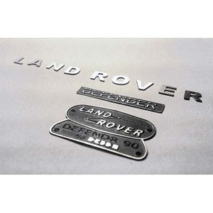 하비몬1/10 Land Rover Defender D90 Emblem Set[상품코드]CCHAND