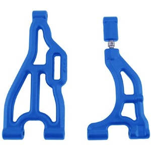 하비몬[단종] LST/Aftershock Adjustable Camber A-arms (Blue)[상품코드]RPM