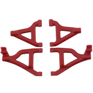 하비몬1/16 Mini Slash 4x4 Front A-arms (Red)[상품코드]RPM