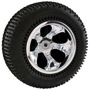 "하비몬""Bully"" 2-2"" Truck Wheels (for Tamiya, HPI, Traxxas) (2)[상품코드]RPM"