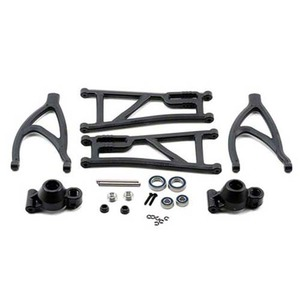 하비몬Revo True-Track Rear A-arm Conversion Kit (Black)[상품코드]RPM