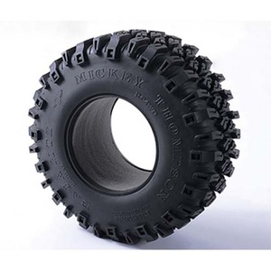 "하비몬[2개 반대분] Mickey Thompson 40 Series 3.8"" Baja MTZ Scale Tires[상품코드]RC4WD"
