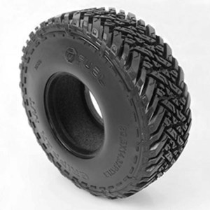 "하비몬[1개 낱개] Fuel Mud Gripper M/T 1.7"" Single Scale Tire[상품코드]RC4WD"