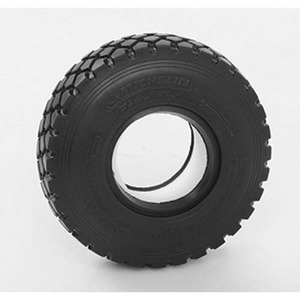 "하비몬[1개 낱개] Michelin X® Force™ XZL™+ 14.00 R20 Single 1.9"" Scale Tire[상품코드]RC4WD"
