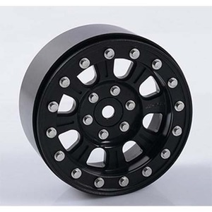 "하비몬[1개 낱개] Raceline Monster 2.2"" Single Beadlock Wheel (Black)[상품코드]RC4WD"