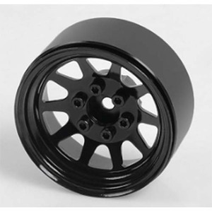 "하비몬[4개 한대분] OEM Stamped Steel 1.9"" Beadlock Wheels (Black)[상품코드]RC4WD"