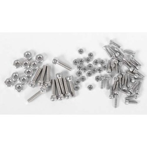 하비몬Replacement Silver Screws for Militant 2.2 Rear Beadlock Wheels[상품코드]RC4WD