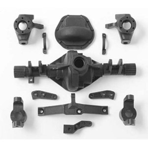 하비몬D44 Plastic Front Axle Replacement Parts[상품코드]RC4WD
