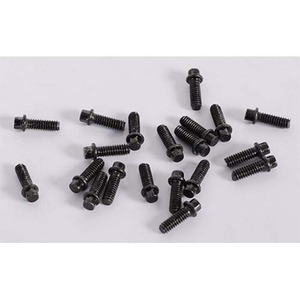 하비몬Miniature Scale Hex Bolts (M2 x 6mm) (Black)[상품코드]RC4WD