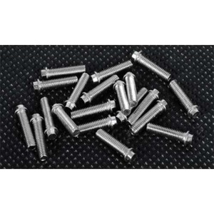 하비몬Miniature Scale Hex Bolts (M3 x 12mm) (Silver)[상품코드]RC4WD