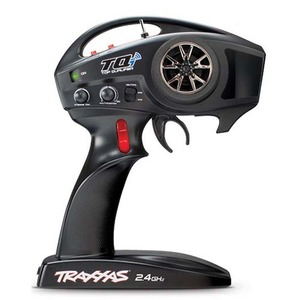 하비몬[#CB6530] Transmitter, TQi Traxxas Link enabled, 2.4GHz high output, 4-channel (transmitter only)[상품코드]TRAXXAS