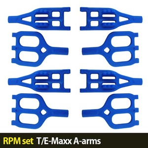 하비몬[RPM set] T/E-Maxx A-arms (Blue)[상품코드]-