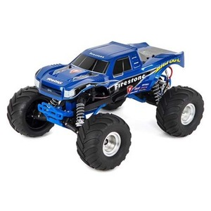 하비몬1/10 Bigfoot Firestone 2WD RTR w/TQ XL-5 ESC[상품코드]TRAXXAS