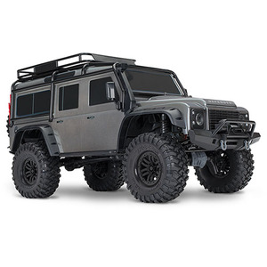 하비몬1/10 TRX-4 Scale & Trail Defender Crawler 4WD RTR (Silver)[상품코드]TRAXXAS