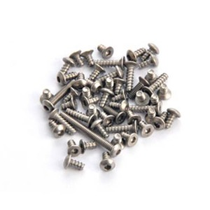 하비몬AMZ Titanium Screw (52 pcs)[상품코드]ATOMIC