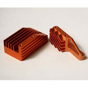 하비몬SAVAGE Heat Sink Engine Mount (Orange)[상품코드]ATOMIC