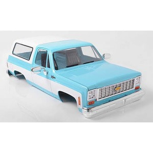 하비몬1/10 Chevrolet Blazer Hard Body Complete Set (Light Blue)[상품코드]RC4WD