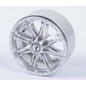 "하비몬[1개 낱개] Raceline Octane 2.2"" Single Beadlock Wheel (Silver)[상품코드]RC4WD"