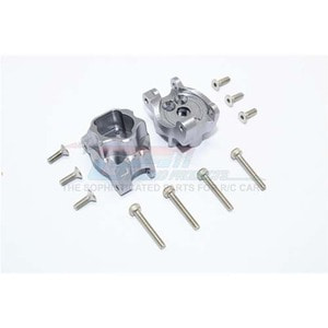 하비몬TRX-4 Alum. Rear Gear Box Mounts - Grey Silver[상품코드]GPM
