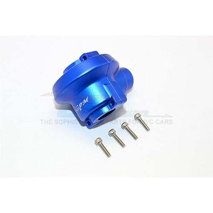 하비몬Revo Alum. Front/Rear Diff Housing - Blue[상품코드]GPM