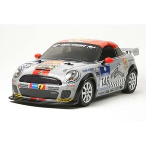하비몬[#TA58520] 1/10 Mini JCW Coupe FWD (M-05)[상품코드]TAMIYA