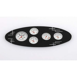 하비몬1/8 Black Instrument Panel with Instrument Decal Sheet (Style A)[상품코드]RC4WD