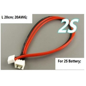 하비몬2S Li-Po Battery Balance Charging Extension Wire Cable (20cm)(리포알람/밸런스연장)[상품코드]HOBBYMALL