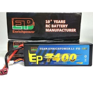 하비몬11.1V 7400mAh 55C~110C Hard Case Lipo Battery (딘스잭)[상품코드]EP POWER