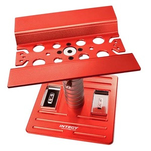 하비몬Professional Car Stand Workstation for Traxxas X-Maxx 4X4 (Red)[상품코드]INTEGY